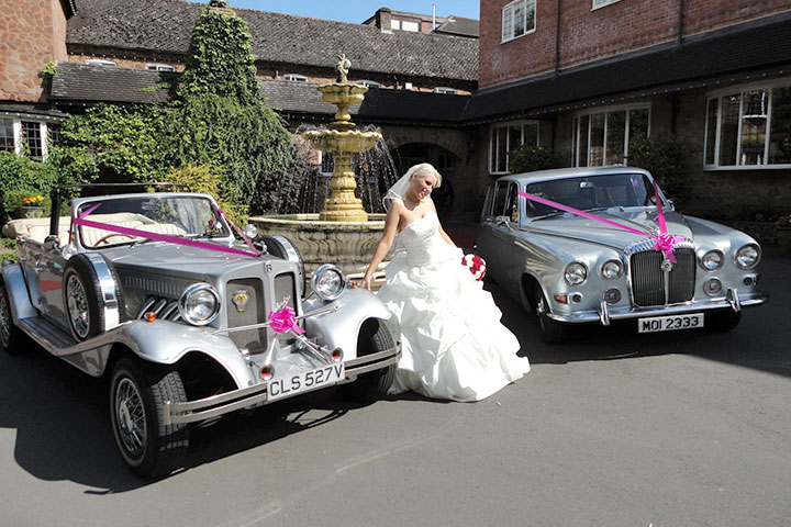 Wedding Event Automobile Work Can Offer the Stylish Cars